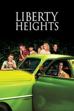 Liberty Heights movie poster.