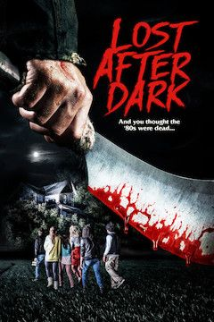Lost After Dark movie poster.