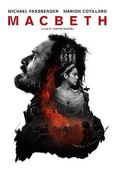 Poster for the movie Macbeth