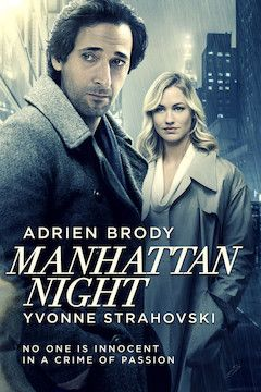Poster for the movie Manhattan Night