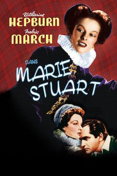 Mary of Scotland movie poster.