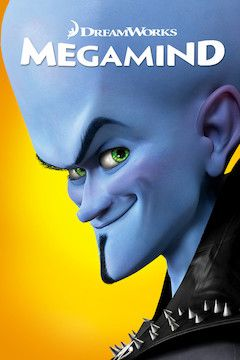 Poster for the movie Megamind