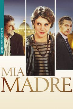 Mia Madre movie poster.