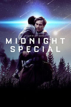 Poster for the movie Midnight Special
