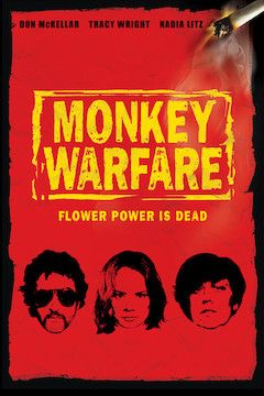 Monkey Warfare movie poster.