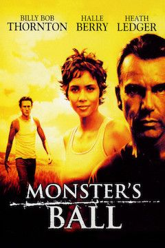 Poster for the movie Monster's Ball
