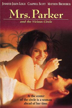 Mrs. Parker and the Vicious Circle movie poster.