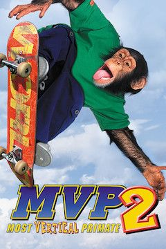 MVP 2: Most Vertical Primate movie poster.