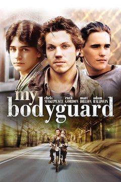 My Bodyguard movie poster.