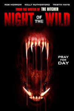 Night of the Wild movie poster.