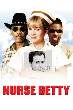 Poster for the movie Nurse Betty