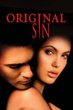 Original Sin movie poster.