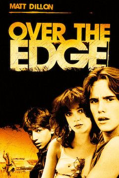 Over the Edge movie poster.