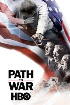 Path to War movie poster.