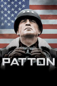 Patton movie poster.