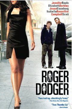 Poster for the movie Roger Dodger