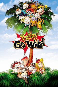Rugrats Go Wild movie poster.