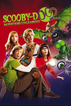 Scooby-Doo 2: Monsters Unleashed movie poster.
