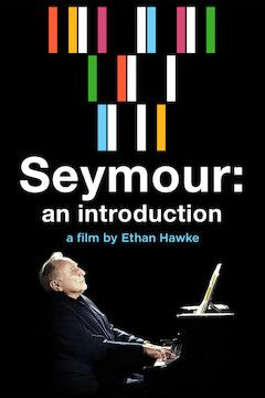 Seymour: An Introduction movie poster.