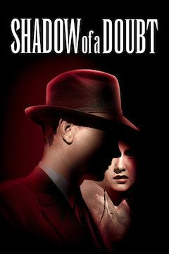 Shadow of a Doubt movie poster.