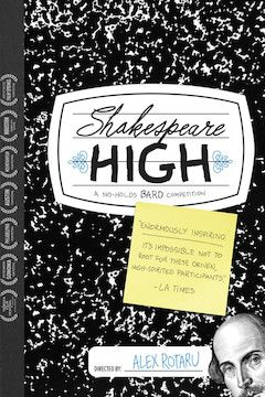Shakespeare High movie poster.