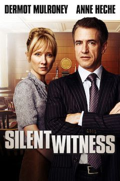 Silent Witness movie poster.
