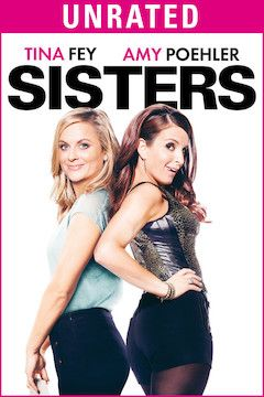 Sisters (Unrated) movie poster.