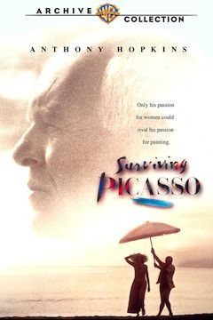 Surviving Picasso movie poster.