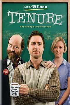 Tenure movie poster.