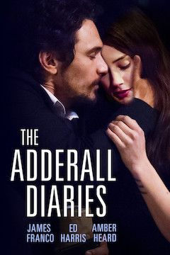 The Adderall Diaries movie poster.
