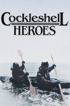 The Cockleshell Heroes movie poster.