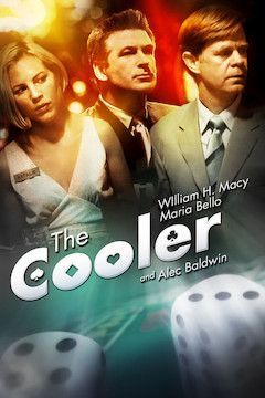 Poster for the movie The Cooler