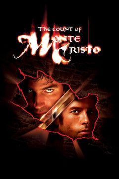 The Count of Monte Cristo movie poster.