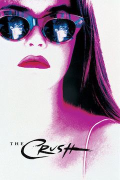 The Crush movie poster.