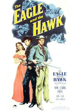 The Eagle and the Hawk movie poster.