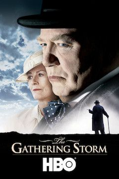 The Gathering Storm movie poster.