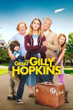 The Great Gilly Hopkins movie poster.