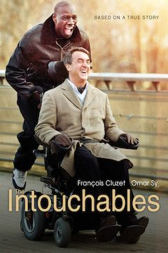 The Intouchables movie poster.