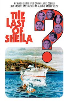 The Last of Sheila movie poster.