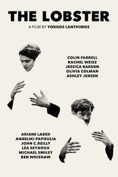 The Lobster movie poster.