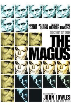 The Magus movie poster.