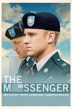 The Messenger movie poster.