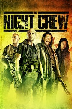 The Night Crew movie poster.