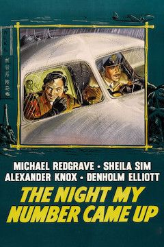 The Night My Number Came Up movie poster.