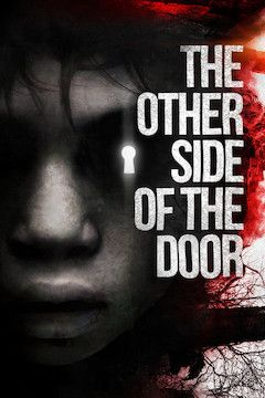 The Other Side of the Door movie poster.