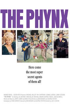 Poster for the movie The Phynx