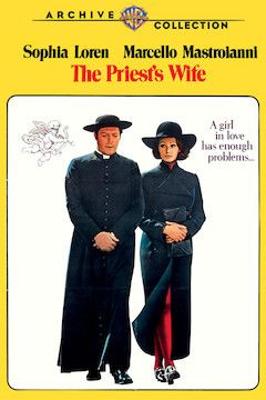 The Priest's Wife movie poster.