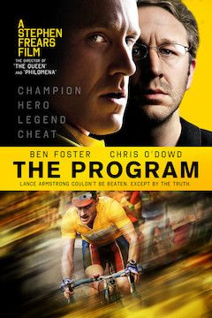 Poster for the movie The Program
