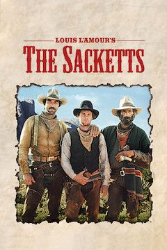 The Sacketts movie poster.