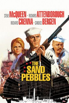 Poster for the movie The Sand Pebbles